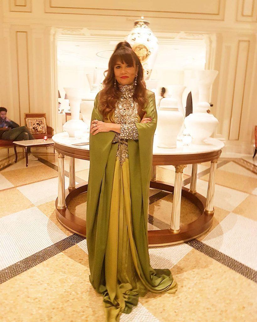 Frieha Altaf Calls Iman Aly's Interview 'A Cheap Publicity Stunt'