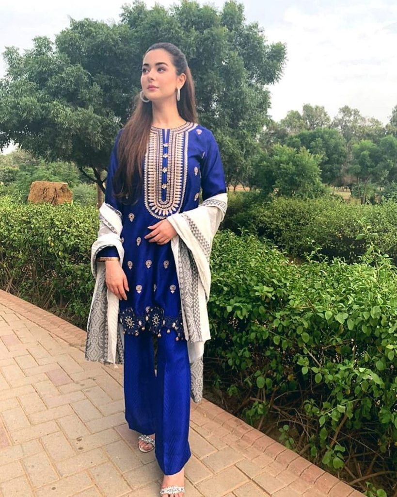 The Eastern Look of Hania Aamir – The Other Side