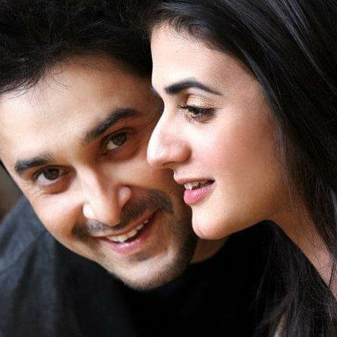Hira And Mani Celebrates 12th Wedding Anniversary