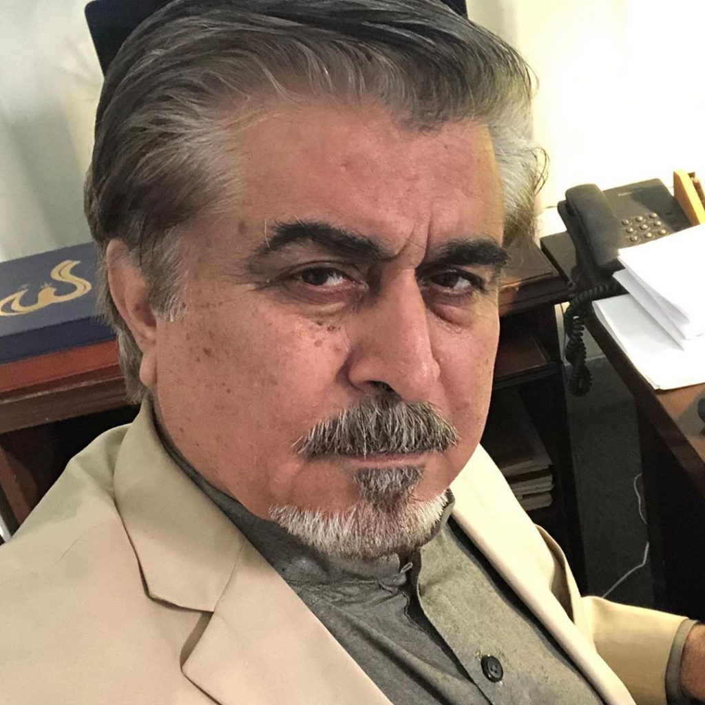 Amazing Family Pictures of Veteran Actor Jamal Shah