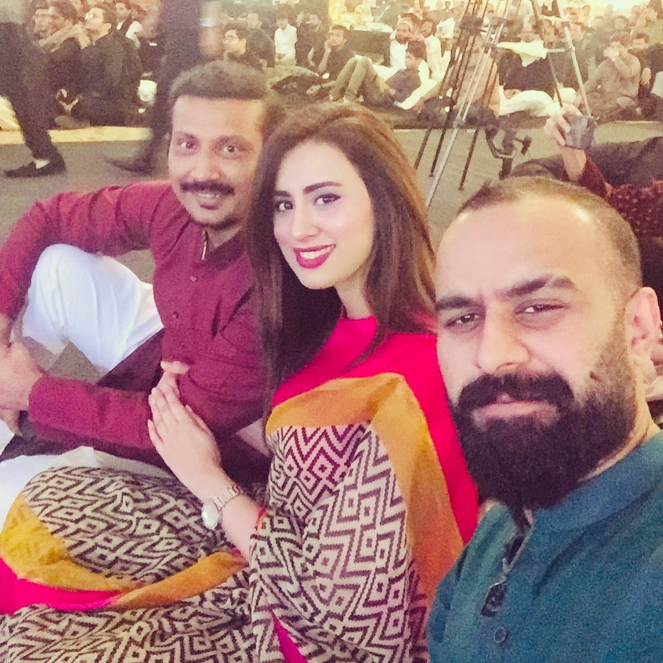 Madiha Naqvi Shared Her Married Life Pictures