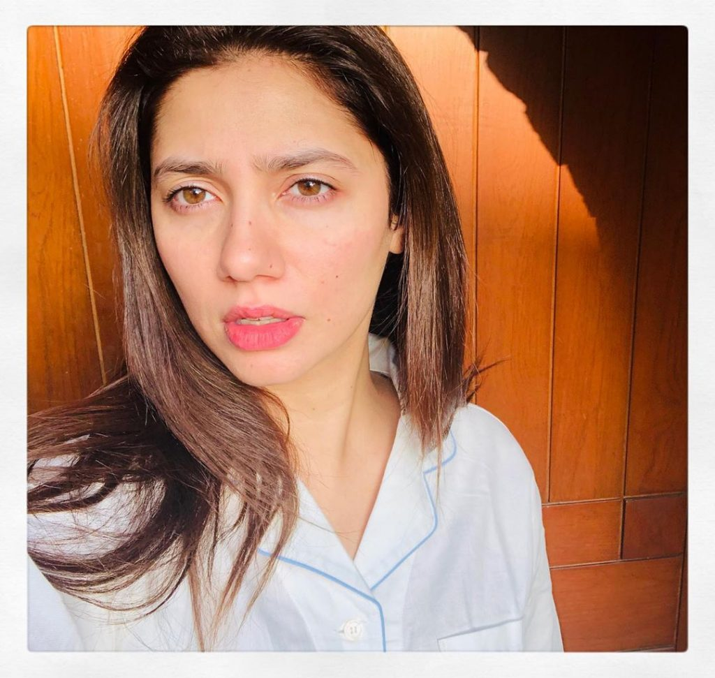 Mahira Khan Says Verna Was Made Out Of Anger & A Lot Of Frustration