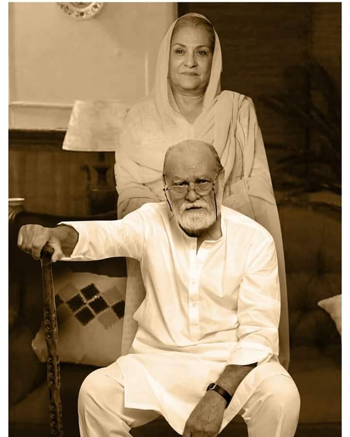 Did You Know Veteran Actor Manzar Sehbai Has Acted In A British Movie As Well?