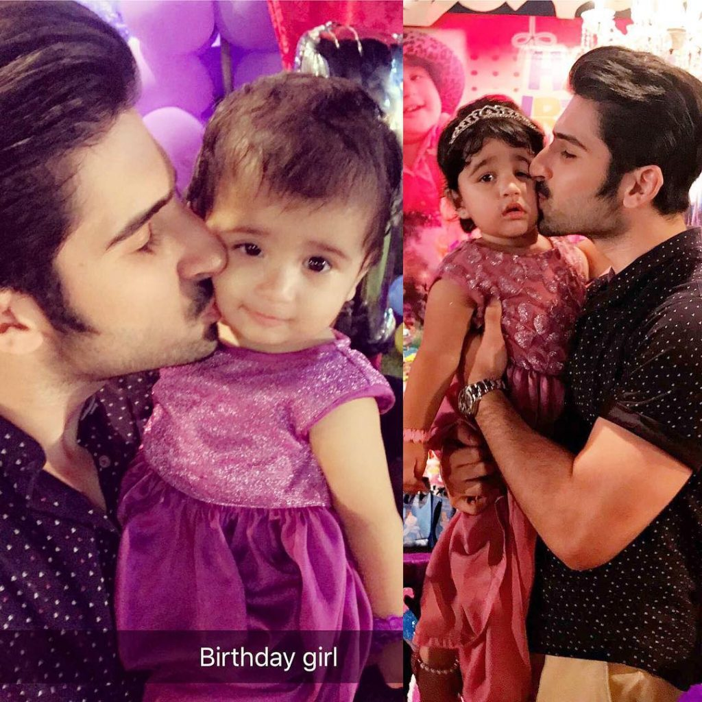 Cute Pictures of Muneeb Butt with His Bacha Party!