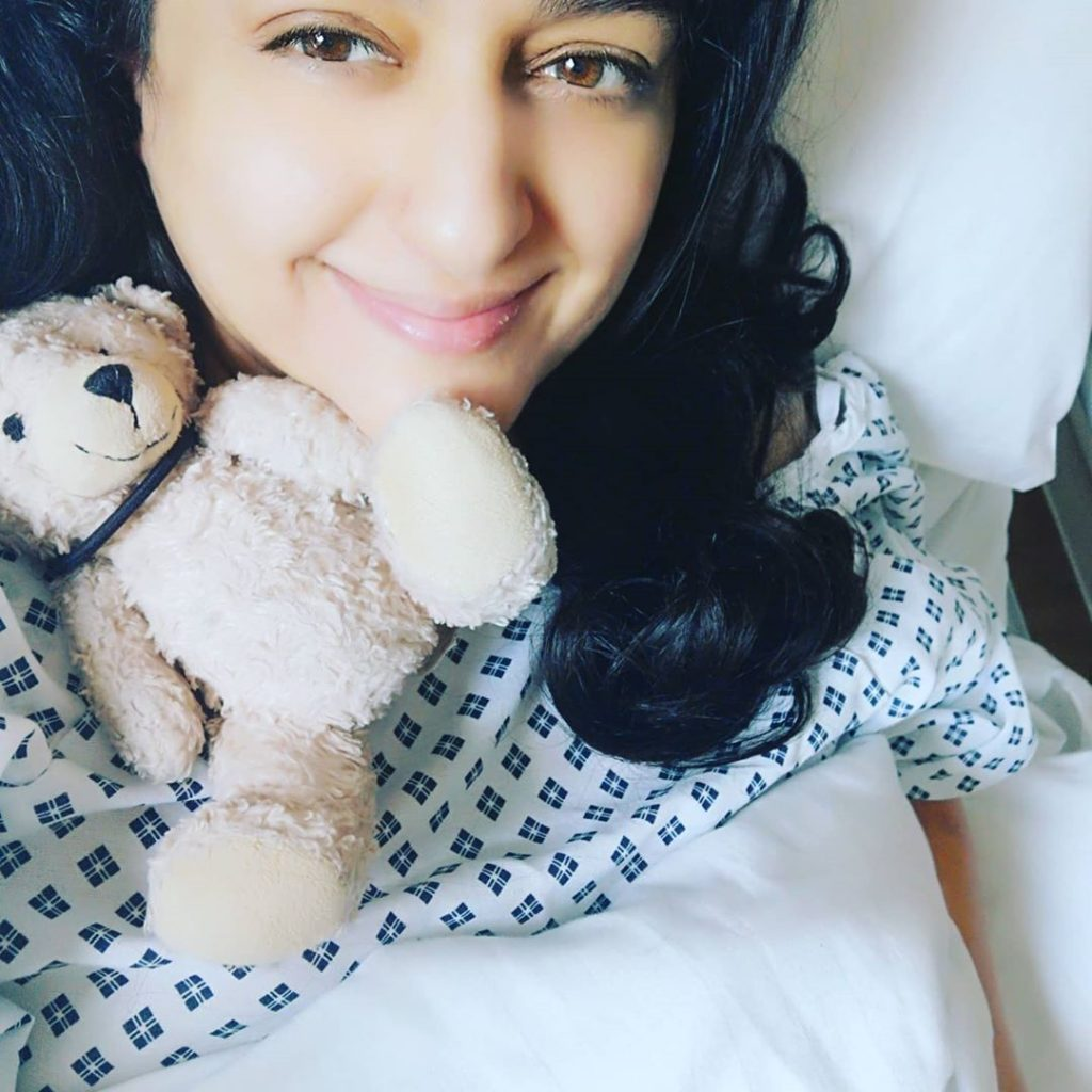 Nadia Jamil's Fight With Cancer Is An Inspiration For Everyone