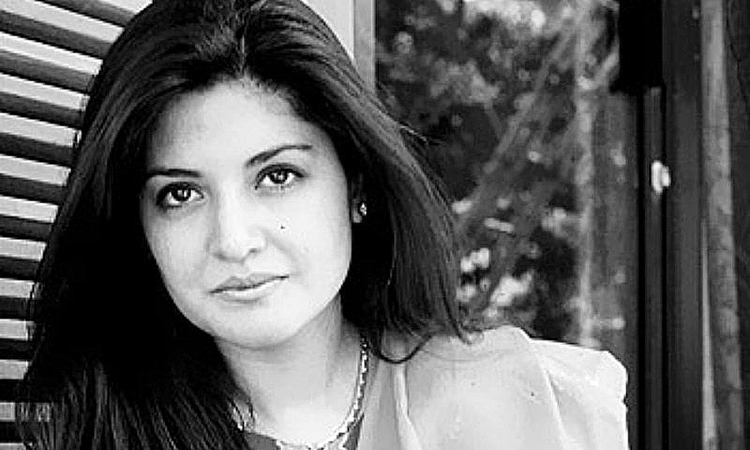 British Singer Who Sounds Like Nazia Hassan