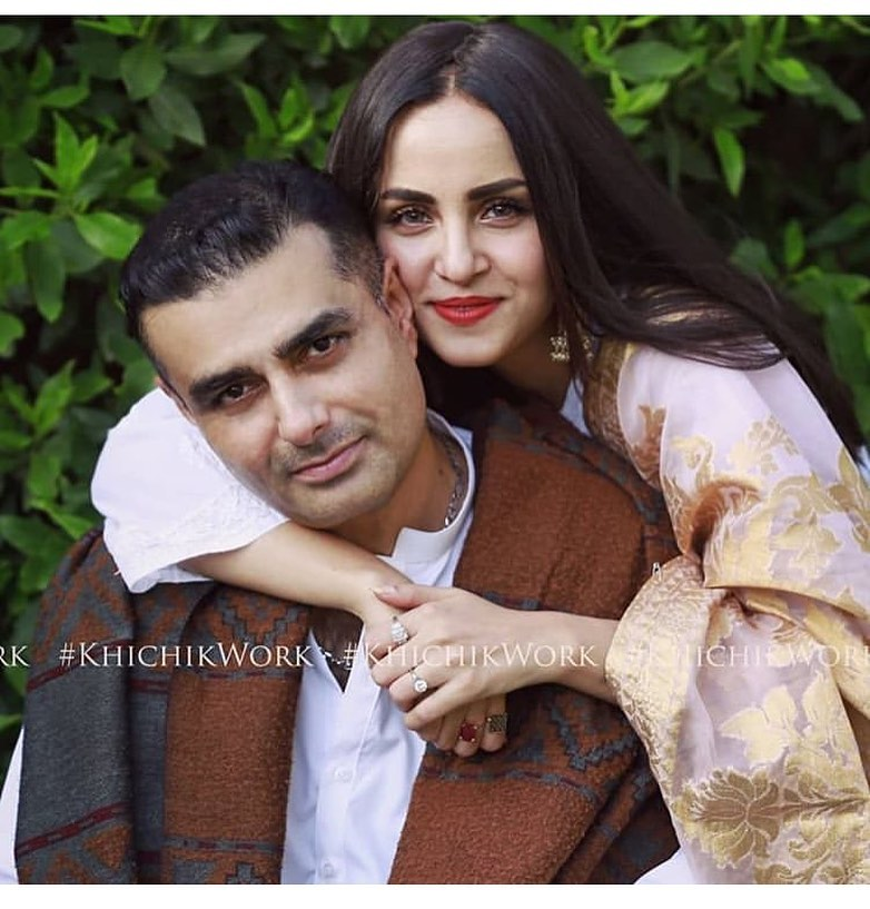 Nimra Khan Wedding Pics - They Look Beautiful
