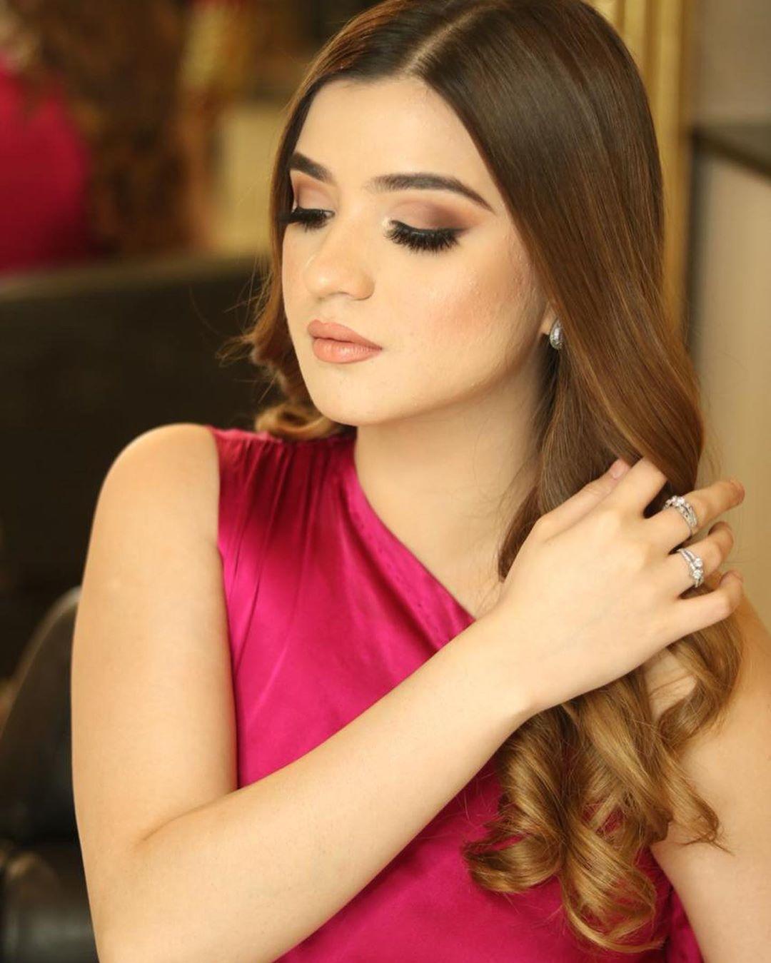 Makeup Artist Rea Rana Daughter of Moamar Rana Latest Pictures