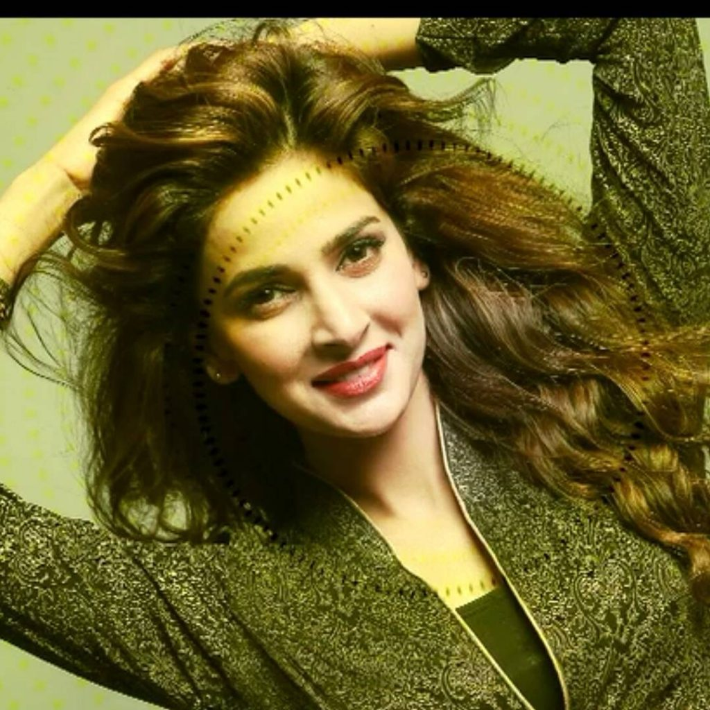 HD Wallpapers of the Gorgeous Saba Qamar