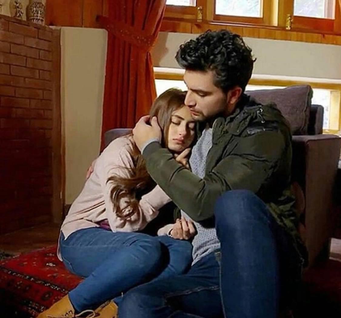 sajal ali and husband1