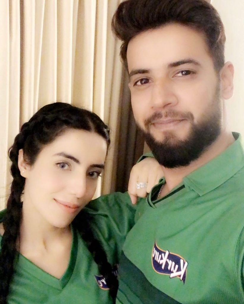 Stunning Pictures of Sannia Ashfaq with Husband and Friends
