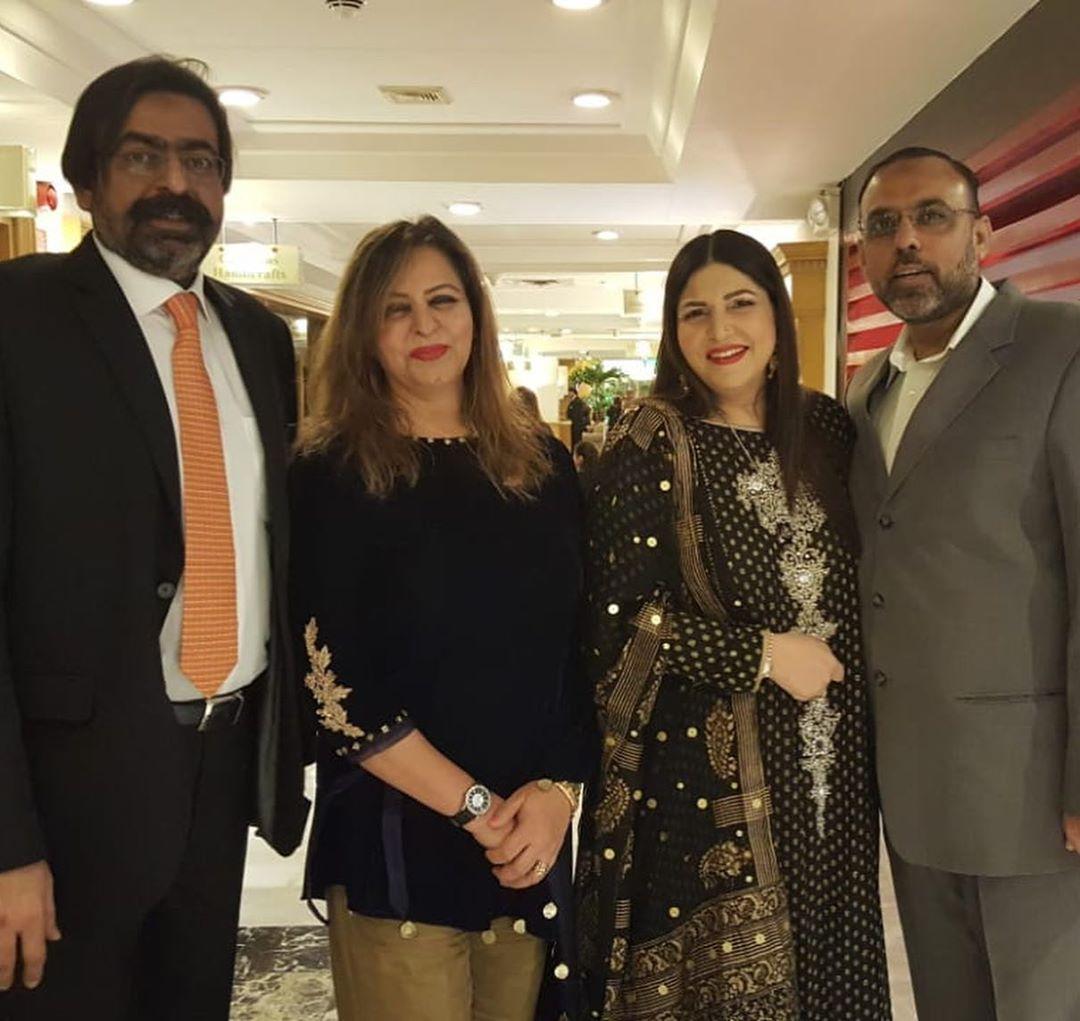 Actress Shagufta Ijaz Made Biryani for her Family - Pictures