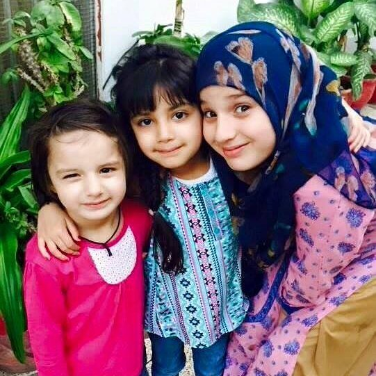 Shahid Afridi Daughters - 25 Adorable Pictures