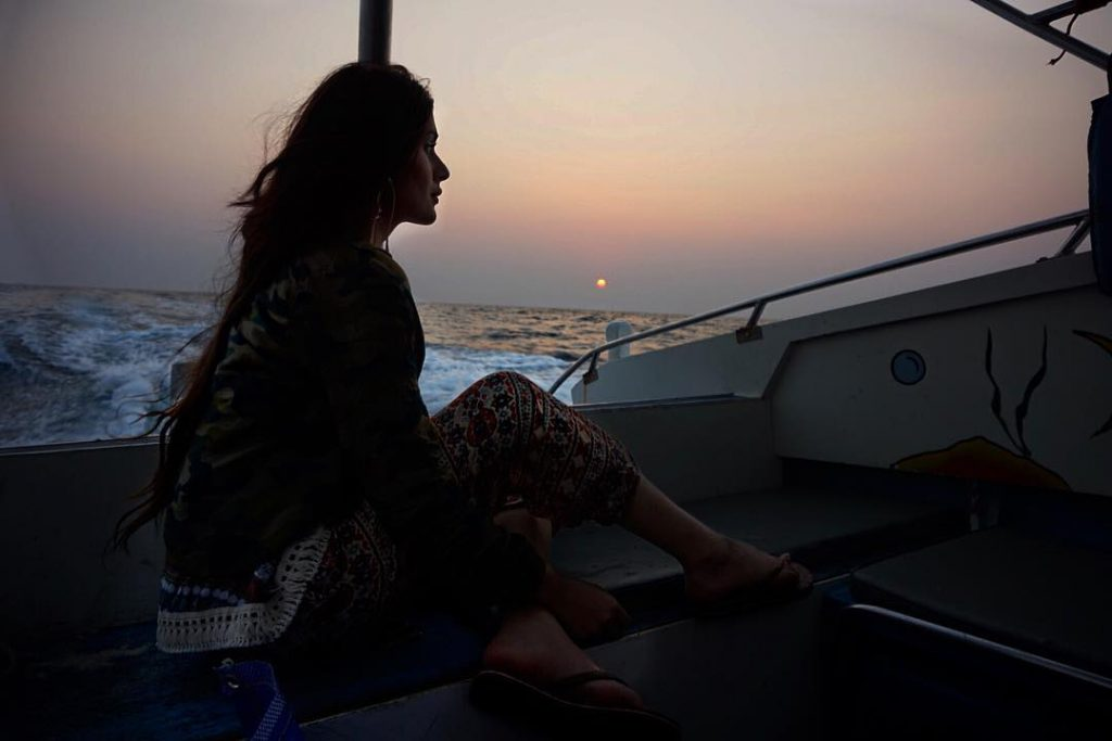 Daring Pictures of the Amazing Kubra Khan