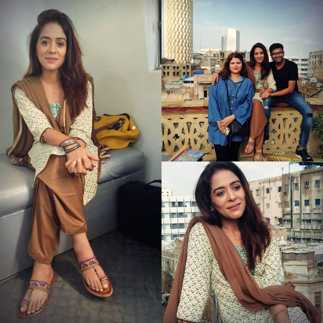 Actress Yasra Rizvi Beautiful Pictures after Reducing Weight