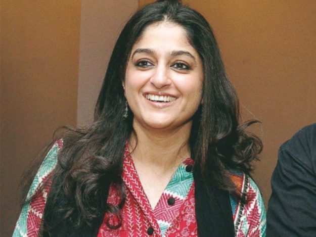 Nadia Jamil Fighting With Cancer