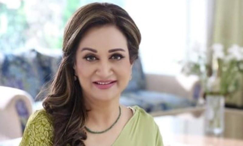Bushra Ansari Celebrated Her 64th Birthday
