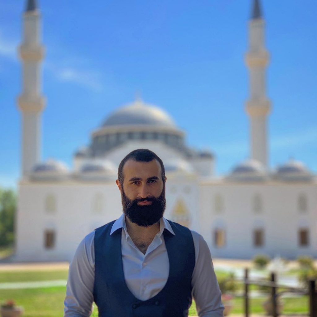 Mexican Couple Converted To Islam After Inspiring From Ertugrul