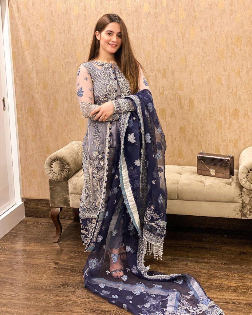 Minal Khan Reveals Best Part Of Her Life