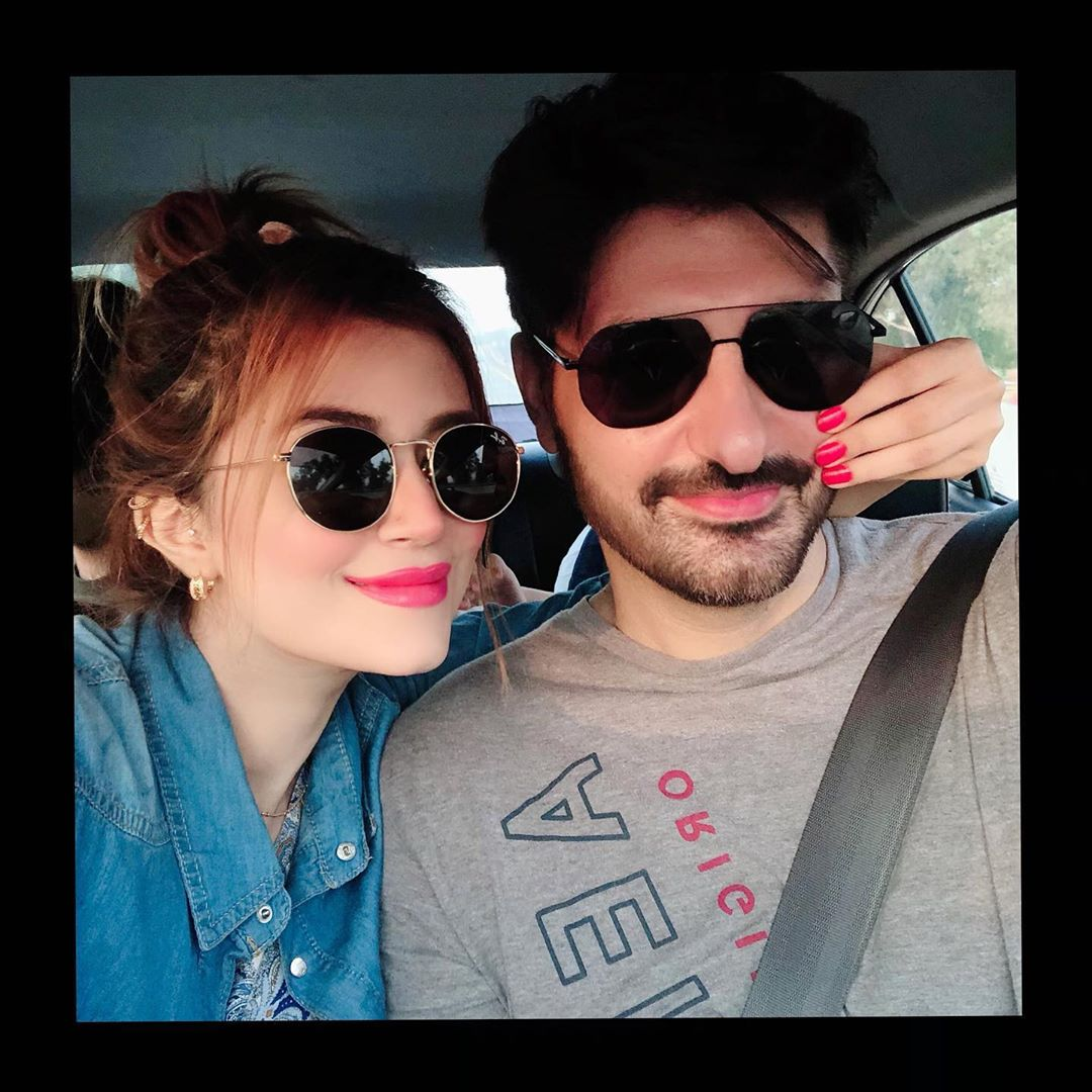Syed Jibran Latest Clicks with his Family in Islamabad