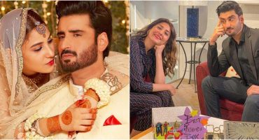 Agha Ali Hina Altaf Has Message For Fans And Haters 21