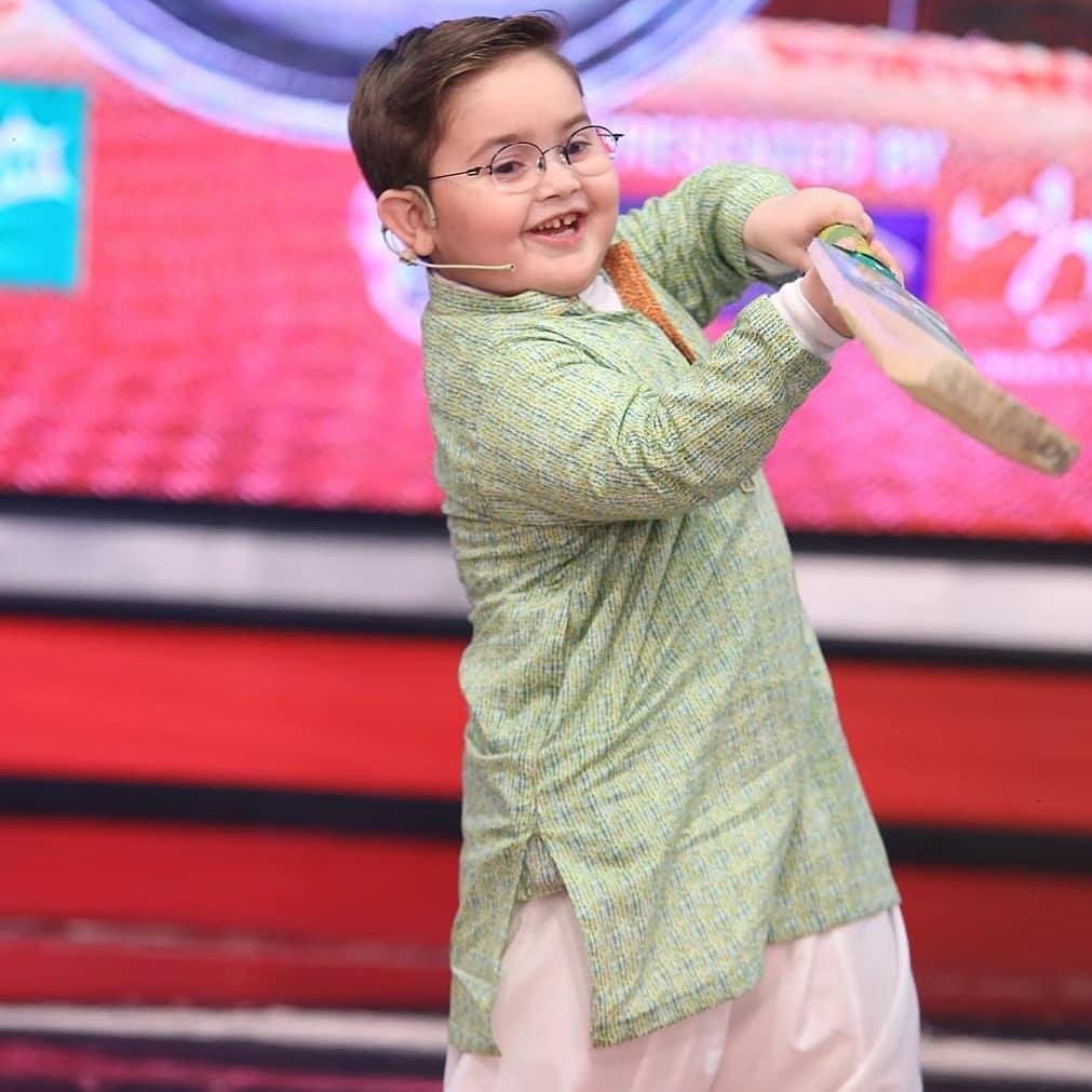 Beautiful Dance Video of Cute Ahmed Shah