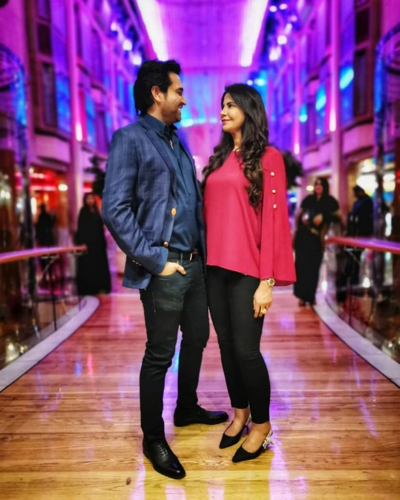 Ahmed Shah Sends Wishes To Humayun Saeed And Wife