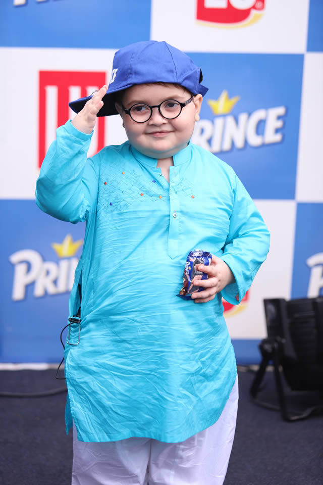 Ahmed Shah Little Brother Is New Internet Sensation