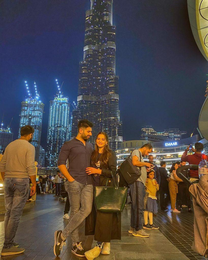 Aiman Khan, Muneeb Butt Share How Often They Fight