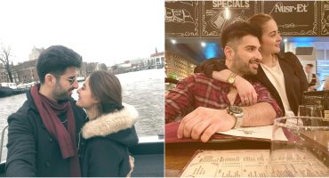 Aiman Khan Muneeb Butt Share How Often They Fight 37