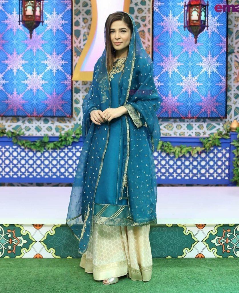 Ayesha Omar Recites Wohi Khuda Hai And Its Beautiful