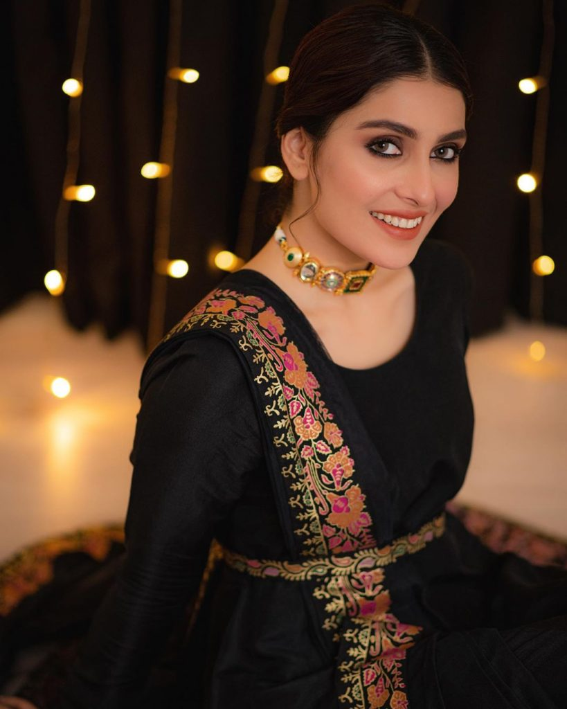 Ayeza Khan Shares Inspiration Behind Daughters Name Hoorain 5
