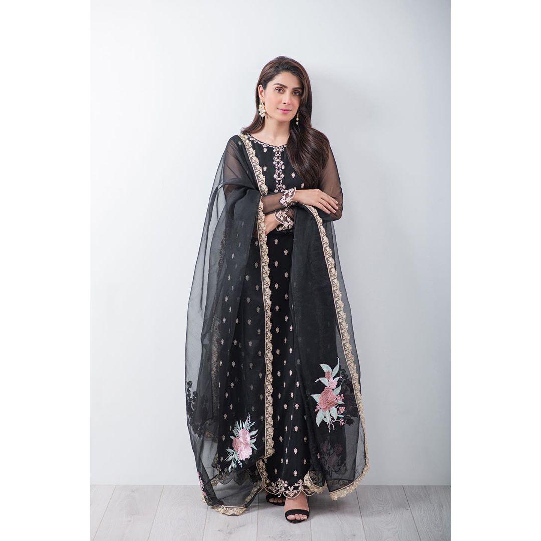 Ayeza Khan Latest Photo Shoot in these Beautiful Dresses