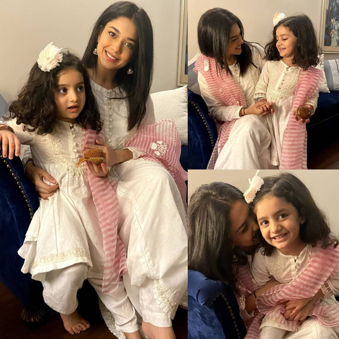 Pakistani Celebrities Eid Day 3 Beautiful Pictures
