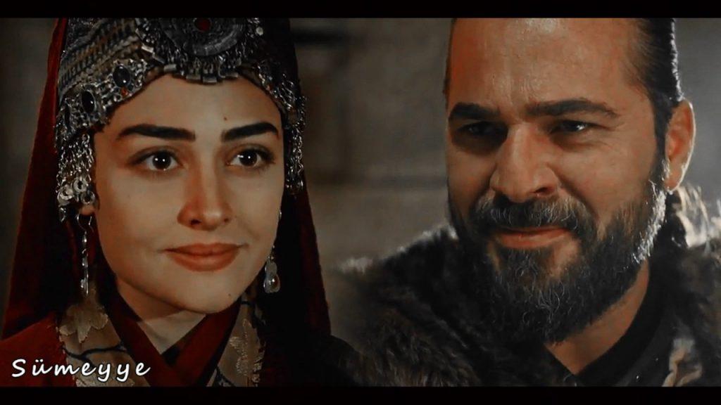 Hamza Ali Abbasi Naimal Khawar Compared With Ertugrul And Halime 16