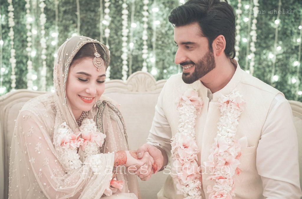 Hina Altaf Aagha Ali Wedding 22