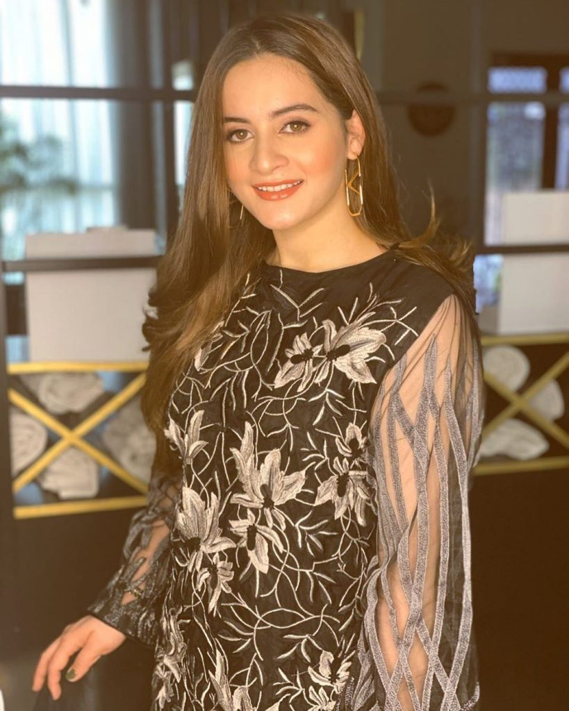How Aiman Khan Deals With Haters 8