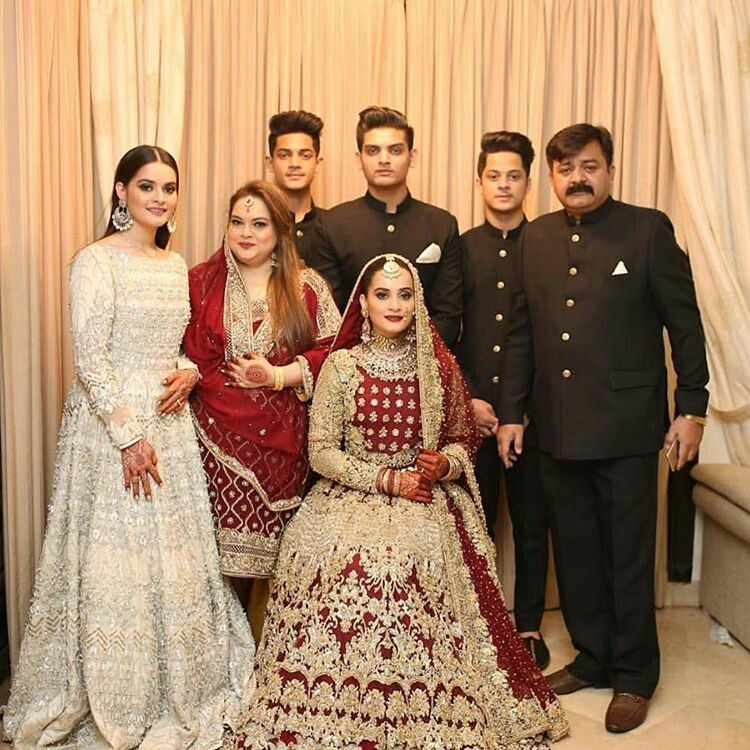 How Aiman Khan Spends Her Salary