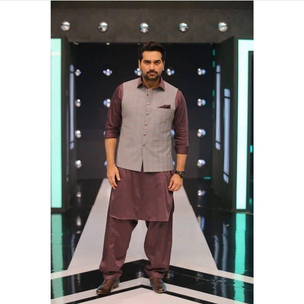 Humayun Saeed's Quirky Reply To Noman Ijaz