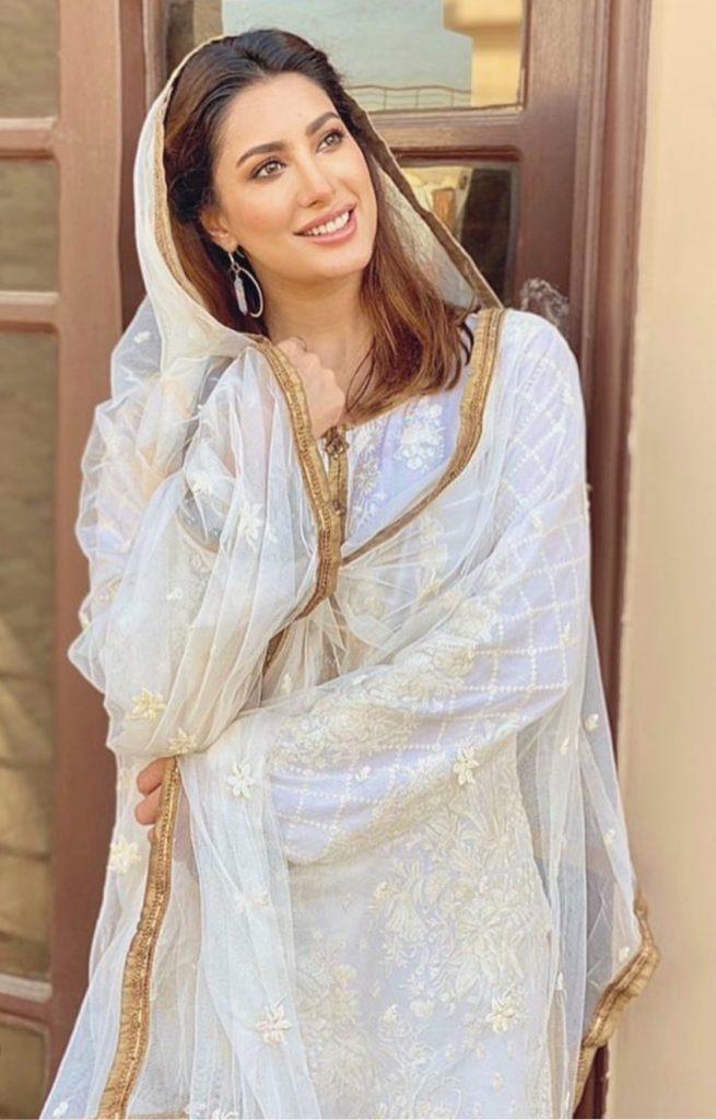 Mehwish Hayat Recited Beautiful Naat