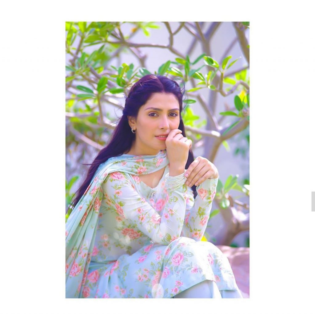 Ayeza Khan Talked About Her Dressing