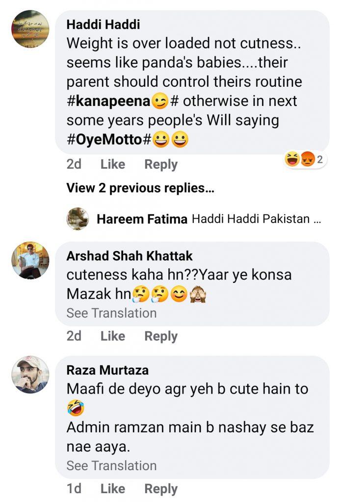 Netizens Are Now Criticizing Ahmad Shah