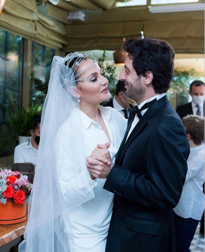 Wedding Pictures Of Didem Balcin Aka Selcan Hatun From Dirilis: Ertugrul