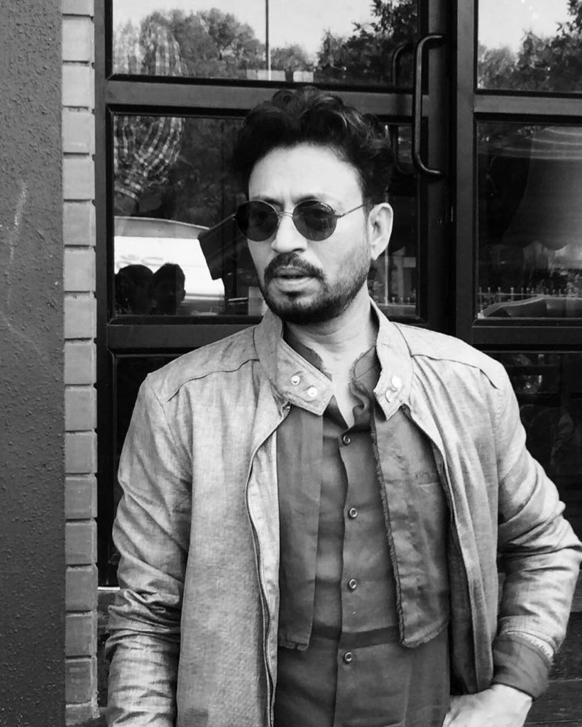 Irrfan Khan Showing His Hometown