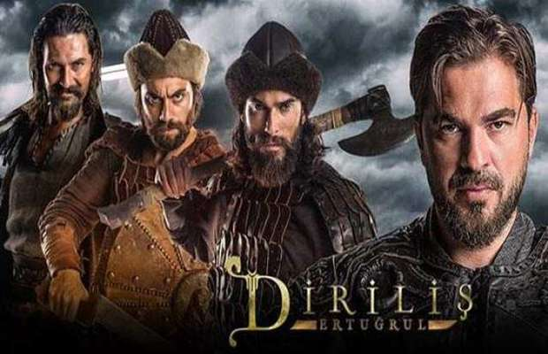 Khalil Ur Rehman And Humayun Saeed To Work On Ertugrul 1