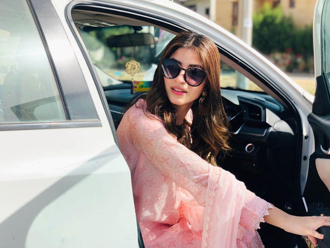 Gorgeous Kinza Hashmi Latest Beautiful Pictures