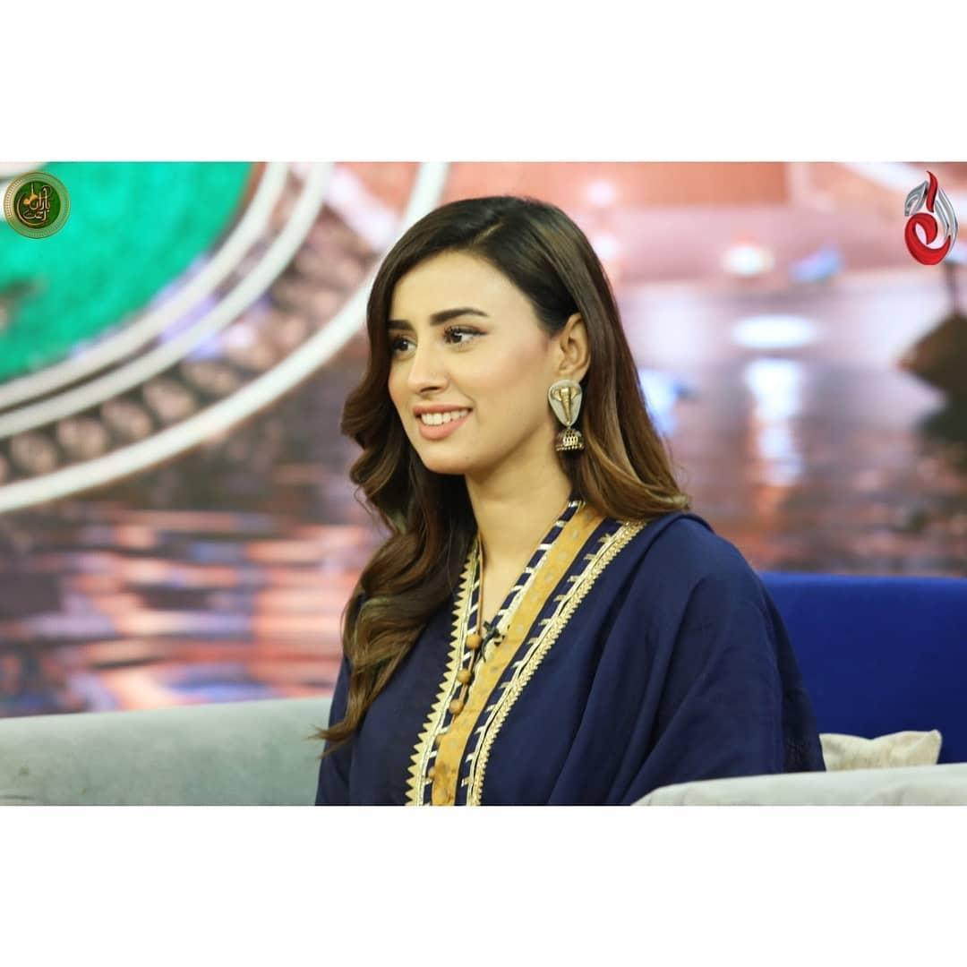 New Pictures of Couple Madiha Naqvi and Faisal Sabzwari