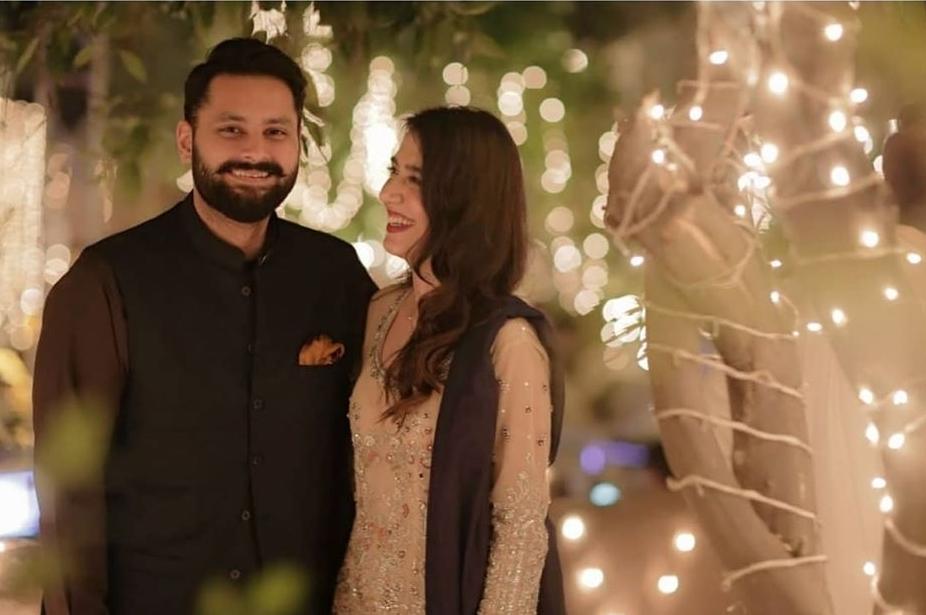 Mansha Pasha's Shares Love Story With Jibran Nasir