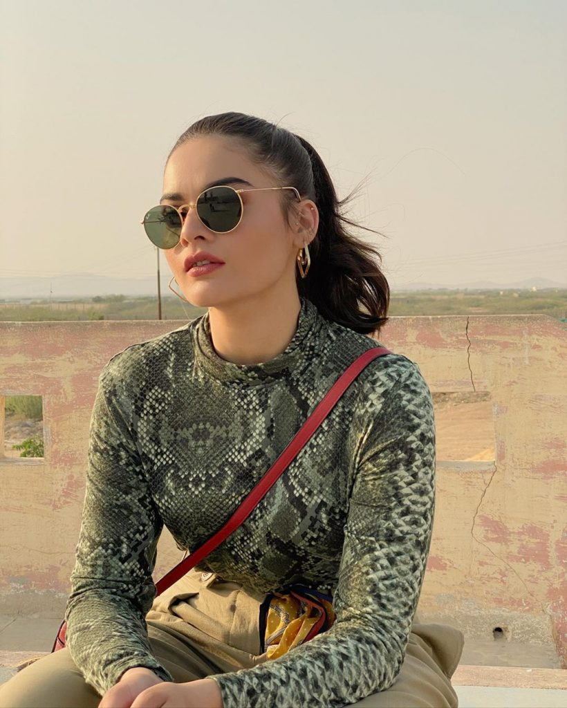 Minal Khan Talks About Getting Married To Bald Man