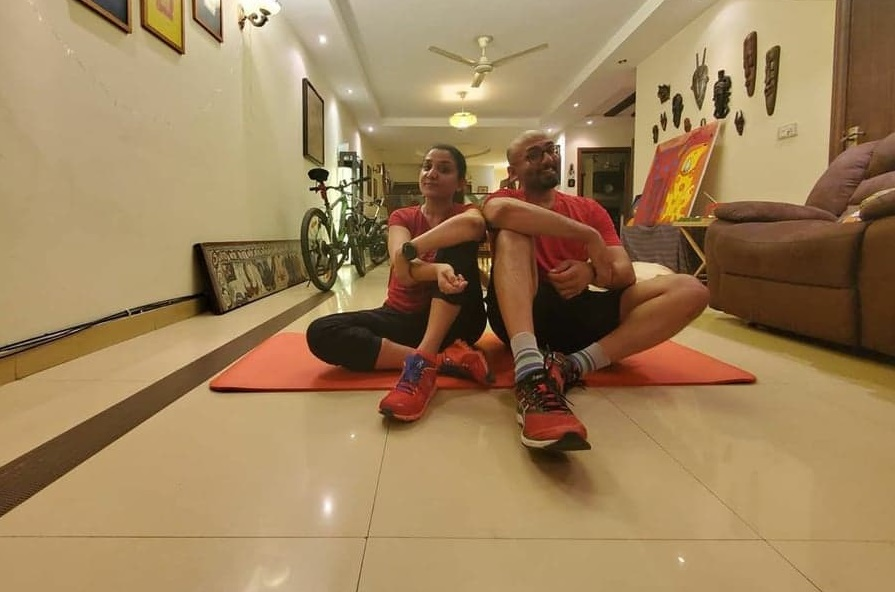 The Pakistani Celebrities Working Out During Lockdown
